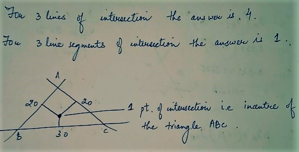 Given-3-lines-in-the-plane-such-that-the-points-of-intersection-form-a-triangle