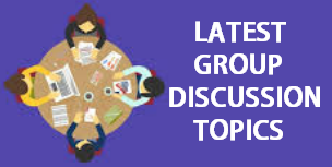 Freshers Group Discussion Topics & Tips.
